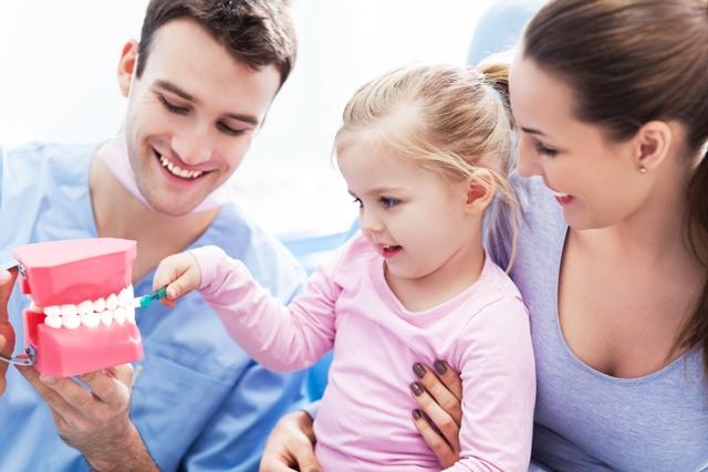 Odontopediatria (Crianças)